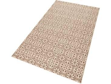 Hanse Home Teppich »Pattern«, 80x150 cm, 9 mm Gesamthöhe, braun