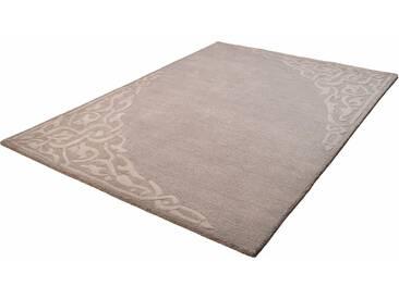 Theko® Teppich »Aloha 8101«, 60x90 cm, 10 mm Gesamthöhe, grau