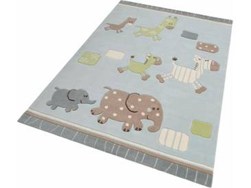 Esprit Kinderteppich »Kids Collection2«, 140x200 cm, blau