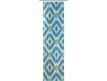 Vhg Schiebegardine »Lucille«, H/B 180/60 cm, blau