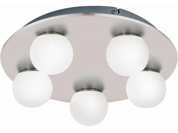Eglo LED Deckenleuchte »MOSIANO«, silber