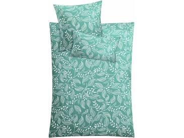 Kleine Wolke Bettwäsche  »Cillo«, 135x200 cm, grün