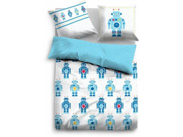 Tom Tailor Kinderbettwäsche »Beni«, 80x80 cm, blau