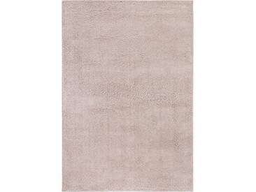 Andiamo Hochflorteppich »Cala Bona«, 80x150 cm, 26 mm Gesamthöhe, beige