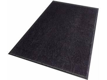 Hanse Home Teppich »Deko Soft«, 100x100 cm, 7 mm Gesamthöhe, grau