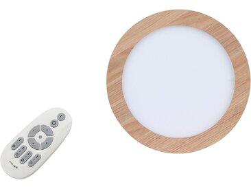Spot Light LED Deckenleuchte »VIVICA«, beige