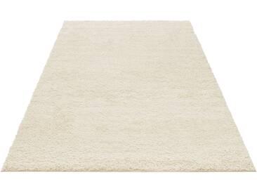 My Home Hochflor-Teppich »Bodrum«, 240x320 cm, 30 mm Gesamthöhe, beige