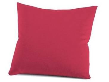 Schlafgut Kissenbezug »Nelke«, 40x40 cm, rot