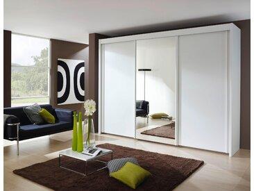 Rauch Schwebetüren-Schrank »Imperial«, mit 1 Spiegel, weiß, Breite 300 cm, Höhe 223 cm