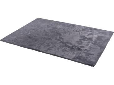 Schöner Wohnen-kollektion Teppich »Tender«, 160x230 cm, 26 mm Gesamthöhe, grau