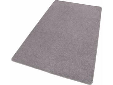 Hanse Home Teppich »Shashi«, 160x240 cm, 8,5 mm Gesamthöhe, silber