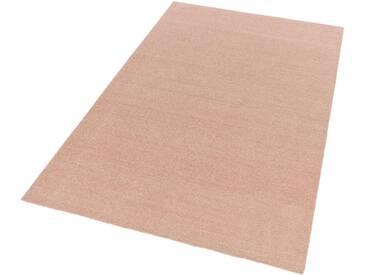 Schöner Wohnen-kollektion Teppich »Victoria«, 170x240 cm, 14 mm Gesamthöhe, rosa