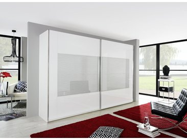 Inosign Schwebetüren-Schrank, Breite 315 cm, weiß