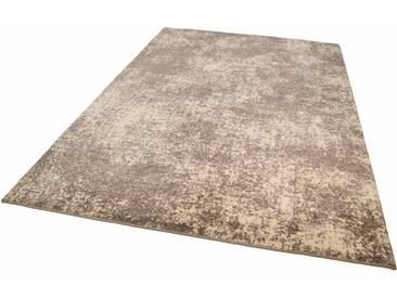Tom Tailor Teppich »CLOUD«, 67x120 cm, 12 mm Gesamthöhe, beige