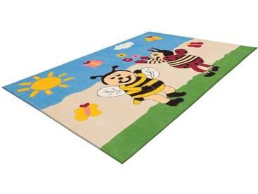 Arte Espina Kinderteppich »Joy 4091«, 110x160 cm, 16 mm Gesamthöhe, bunt