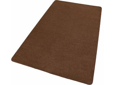 Hanse Home Teppich »Shashi«, 200x300 cm, 8,5 mm Gesamthöhe, braun