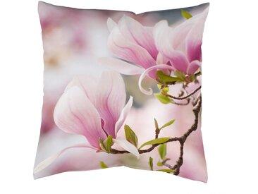 Home Wohnideen Dekokissen »MAGNOLIA«, 40x40 cm, rosa