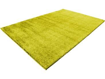 Arte Espina Hochflorteppich »Swing 8100«, 120x180 cm, 40 mm Gesamthöhe, grün