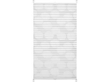 Gardinia Plissee »Maja«, H/B 130/80 cm, weiß