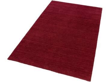 Schöner Wohnen-kollektion Teppich »Victoria«, 70x140 cm, 14 mm Gesamthöhe, rot