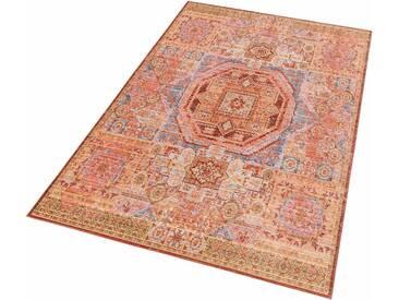 Schöner Wohnen-kollektion Teppich »Shining 9«, 140x200 cm, besonders pflegeleicht, 5 mm Gesamthöhe, bunt