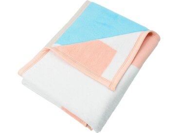 Sei Design Baby-Decke »Hippo«, 90x120 cm, rosa