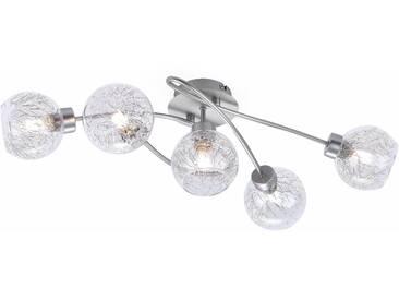 Leuchtendirekt Deckenlampe »LOTTA«, silber
