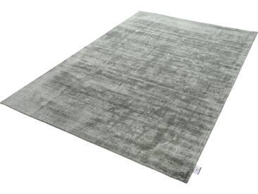 Tom Tailor Teppich »Shine uni«, 140x200 cm, 8 mm Gesamthöhe, grün