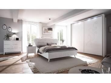 Lc Schlafzimmer Set 4 Tlg. »Tivoli«, Weiß
