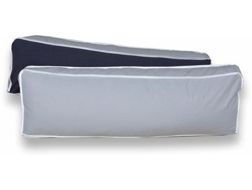 Ticaa Rückenkissen-Set, 2-teilig, grau