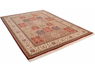 Theko® Teppich »Baktyari N«, 200x300 cm, 12 mm Gesamthöhe, rot