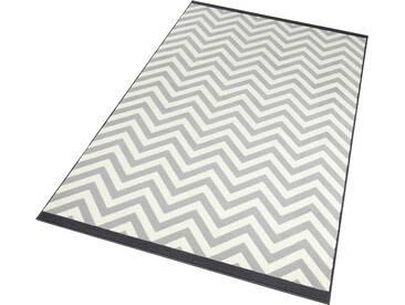 Hanse Home Teppich »Meridian«, 120x170 cm, 9 mm Gesamthöhe, grau