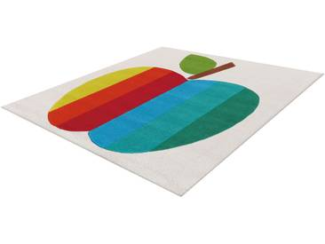 Arte Espina Kinderteppich »Joy 4170«, 130x130 cm, 16 mm Gesamthöhe, bunt