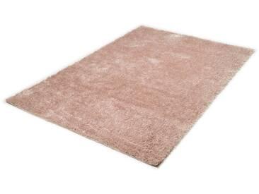 Theko® Hochflor-Teppich »Tinos Super«, 80x150 cm, 35 mm Gesamthöhe, beige