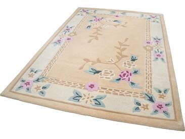 Theko® Teppich »Lifou«, 60x90 cm, 14 mm Gesamthöhe, beige