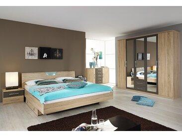 Rauch Schlafzimmer-Set »Valence«, grau