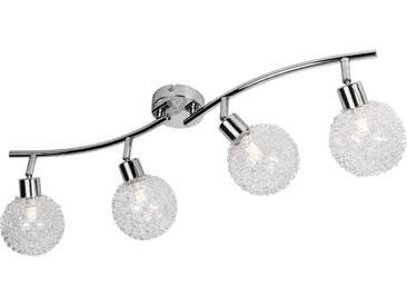 Nino Leuchten  LED Deckenleuchte  »RYDER«, inkl. LED-Leuchtmittel, silber