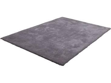 Lalee Hochflor-Teppich »Velvet«, 80x150 cm, silber