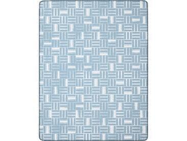 Biederlack Wohndecke »Gradient«, 150x200 cm, blau