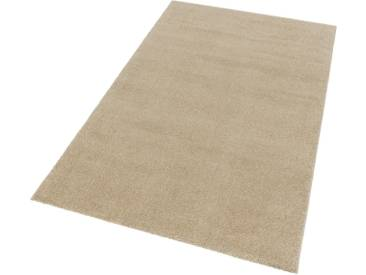 Schöner Wohnen-kollektion Teppich »Melody«, 67x130 cm, 20 mm Gesamthöhe, beige