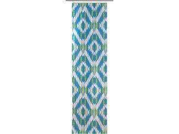 Vhg Schiebegardine »Lucille«, H/B 225/60 cm, blau