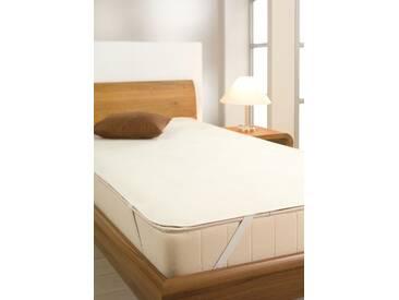 Ibena Matratzenauflage »PURE Luxus 5519«, 100x200 cm, weiß