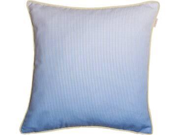 Esprit Kissenbezug »JEK«, 45x45 cm, blau