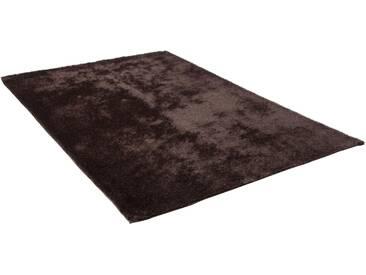 Theko® Hochflor-Teppich »Alessandro«, 50x80 cm, 25 mm Gesamthöhe, braun
