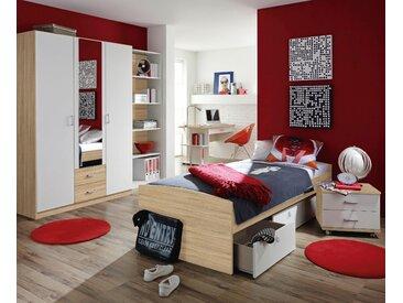 Rauch Jugendzimmer-Set »Point«, pflegeleichte Oberfläche, beige