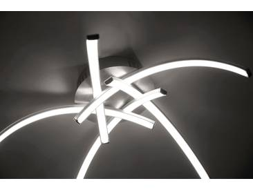 Leuchtendirekt Deckenlampe »VALERIE«, silber