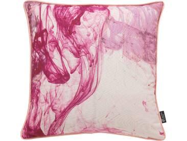 Emotion Textiles Kissenhülle »Storm of Colours«, rosa