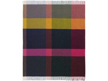 Biederlack Plaid »Velvet«, 130x170 cm, bunt