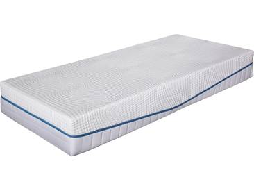 Hn8 Schlafsysteme Kaltschaummatratzen »Royal Visco 26«, 1x 80x200 cm, Bezug abnehmbar, Ca. 26 cm hoch, 0-80 kg