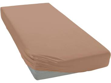 Pinolino® Spannbettlaken »Linus«, 2x70/140 cm, waschbar, beige